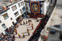 Mustang Lo Manthang Tiji Festival Day 1 01